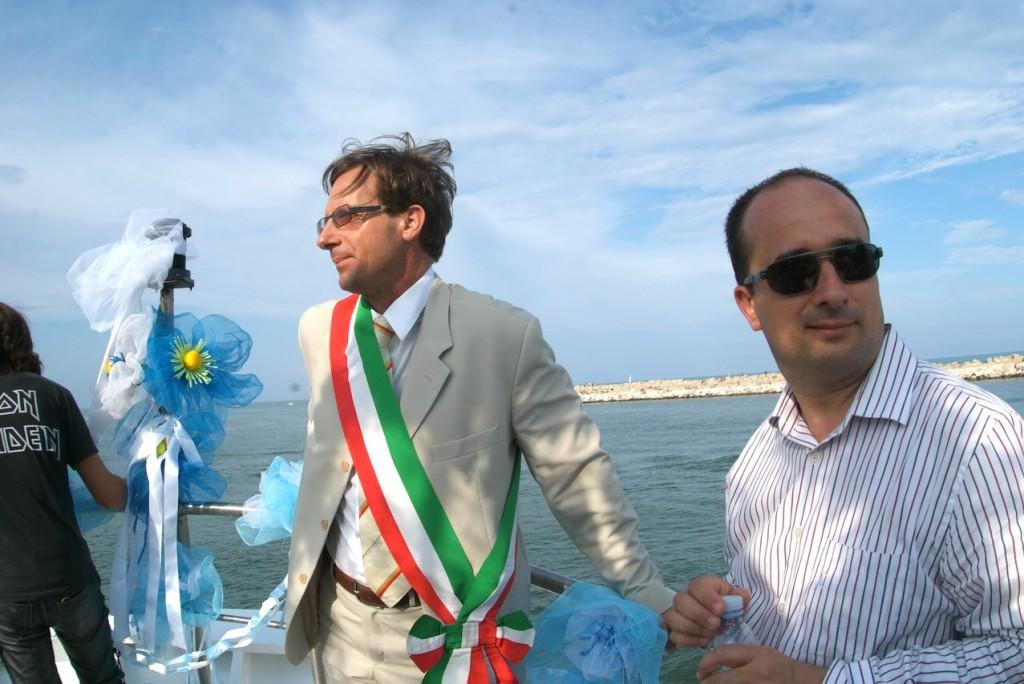 Francesco Mastromauro, Sindaco di Giulianova