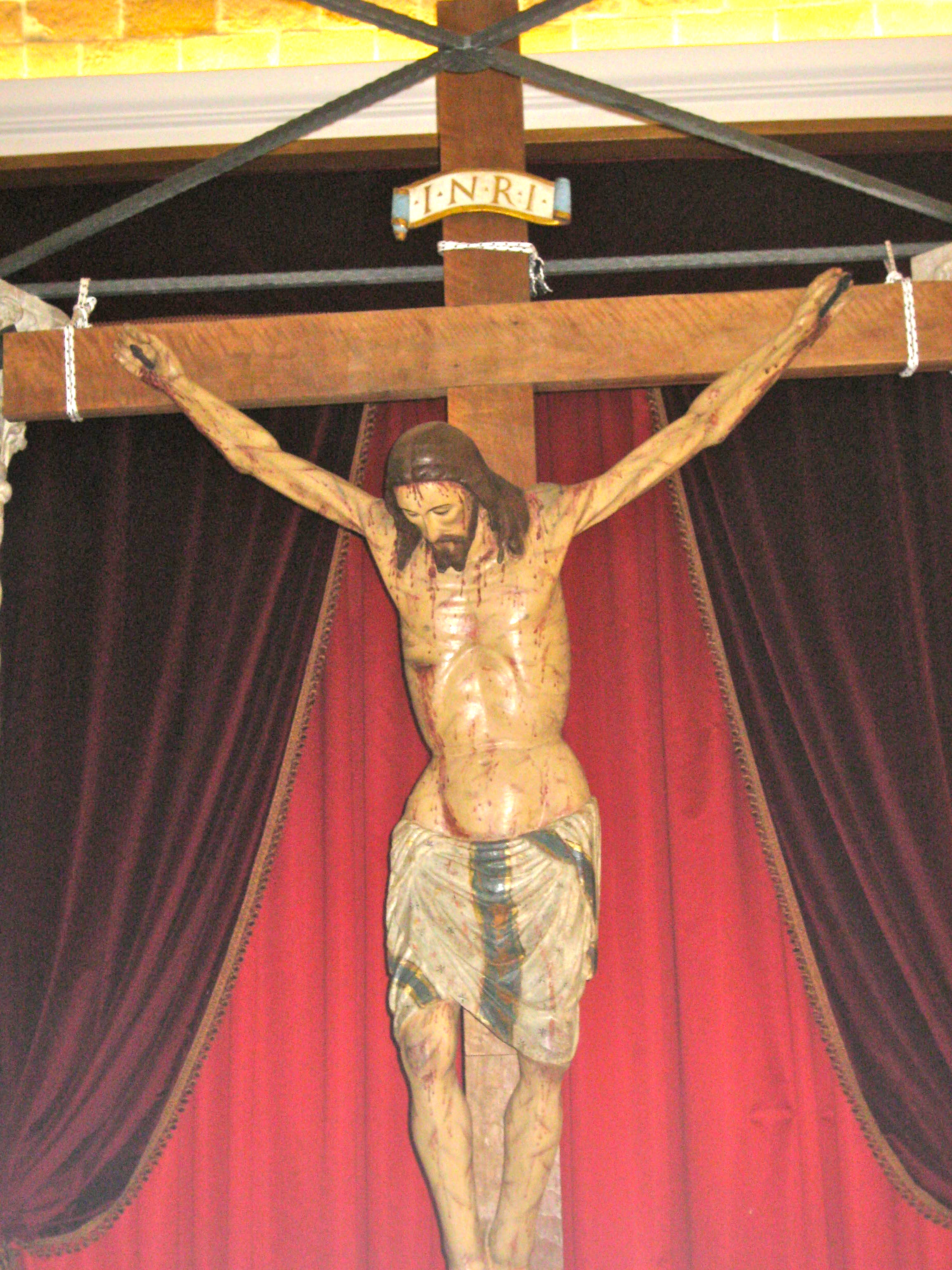 Il Cristo Crocifisso (Christus Patiens) torna nella Cattedrale di Teramo