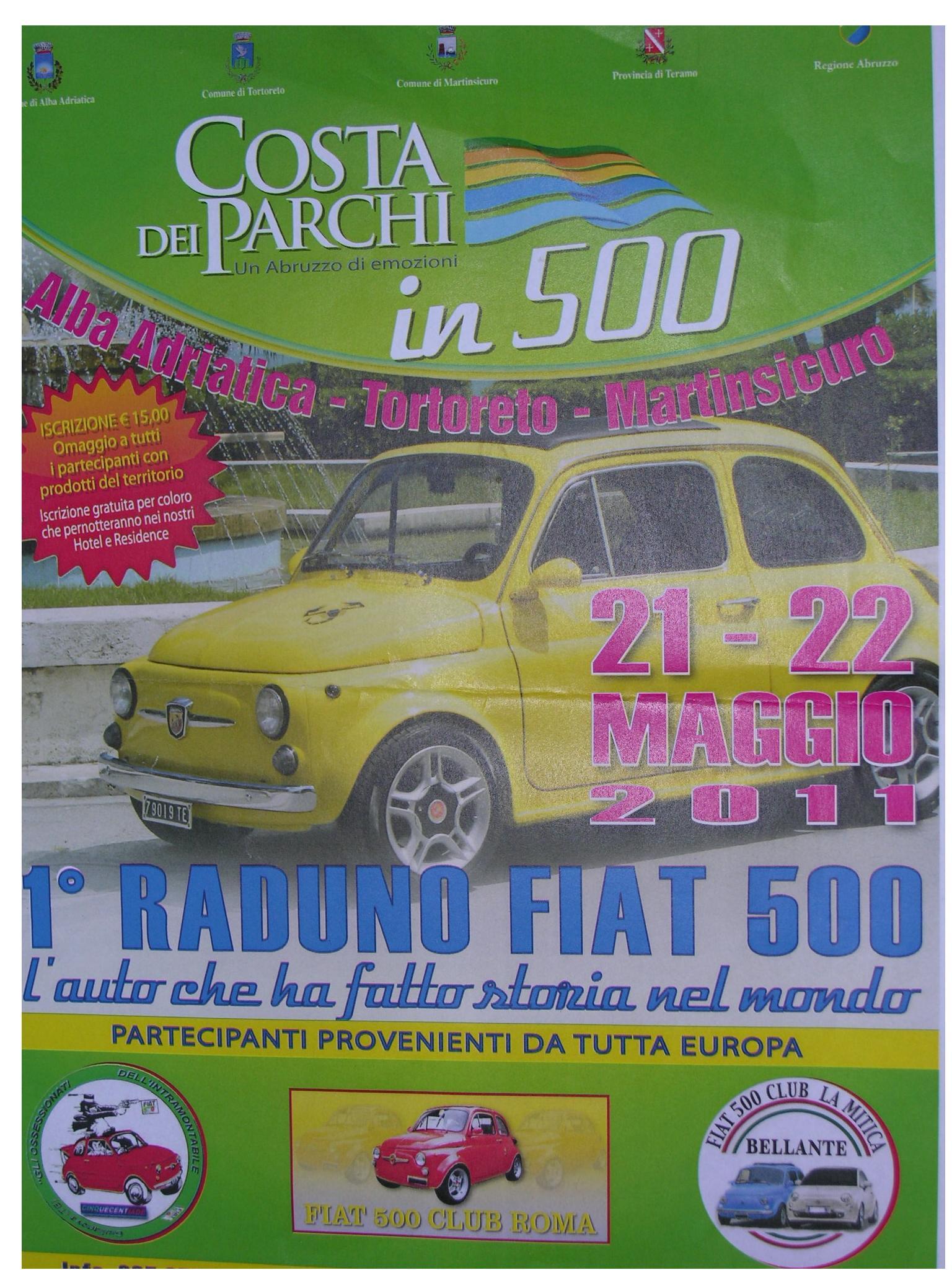 fiat 500 vecchio