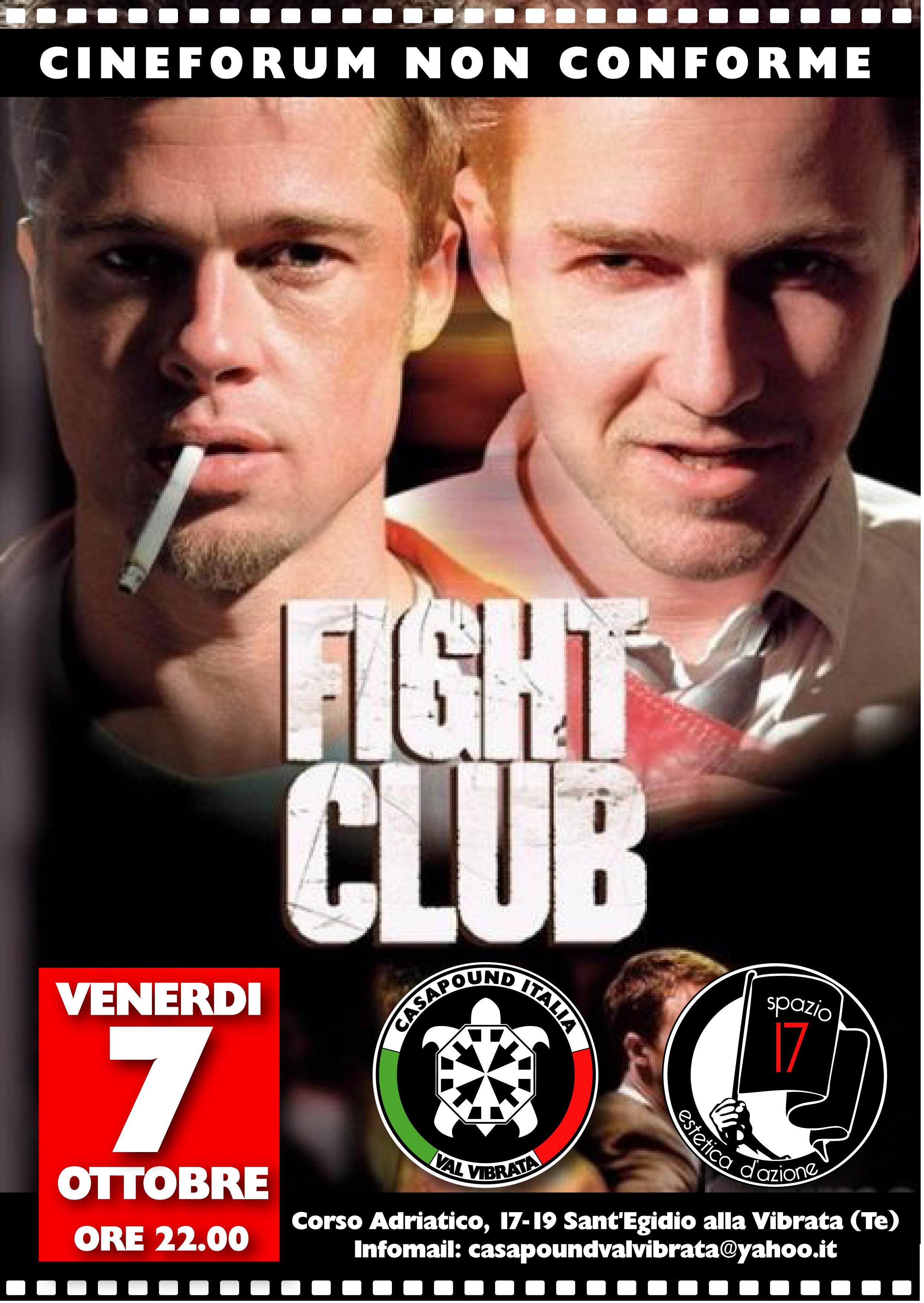 Смотреть онлайн бойцовский клуб 23 фотография