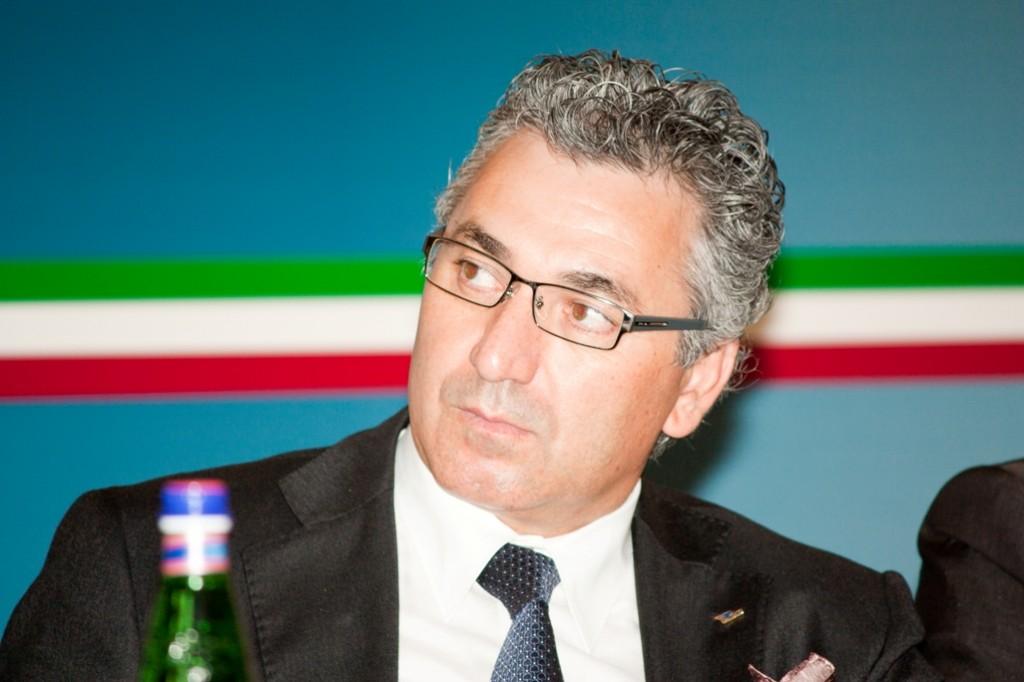 Franco Damiani, Presidente Usarci Teramo