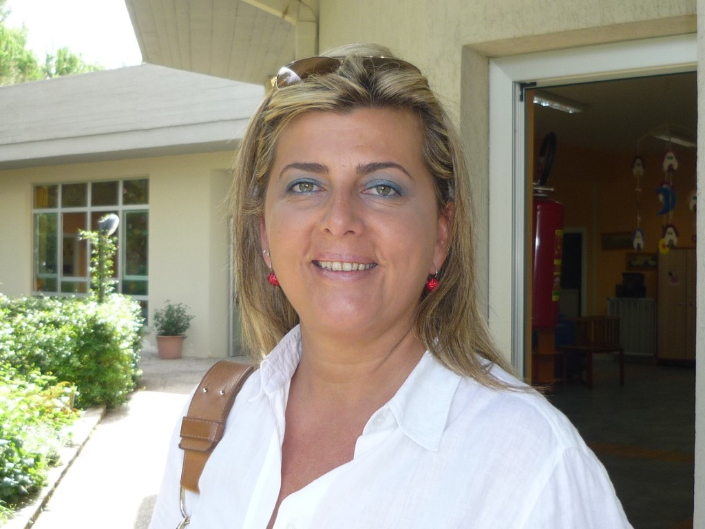 l'assessore alle Politiche sociali del Comune di Giulianova, Nausicaa Cameli