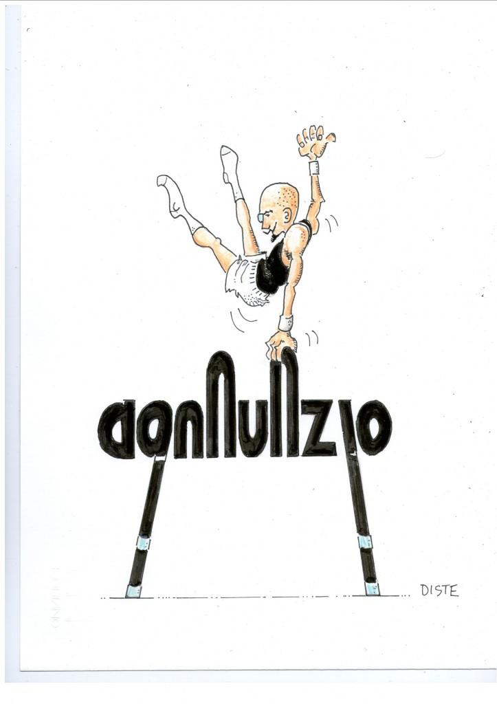 Opera su D'Annunzio da parte del DISTE - Vladimiro Di Stefano