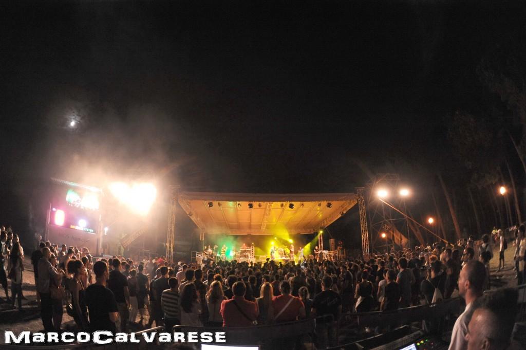 concerto del 20 luglio 2013 al Parco Chico Mendes, (C) Foto Marco Clavarese