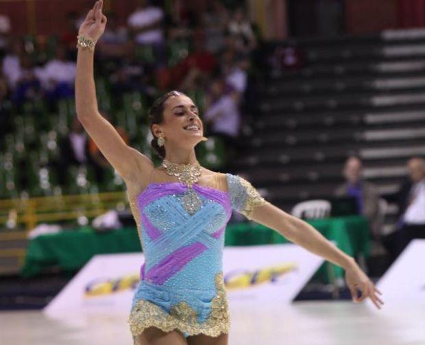 Debora Sbei, campionessa mondiale