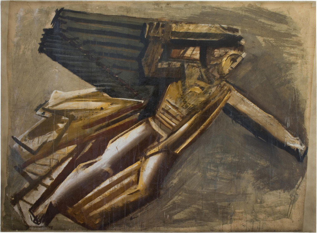 01_-Mario Sironi-Vittoria alata-1935-cm 182x250