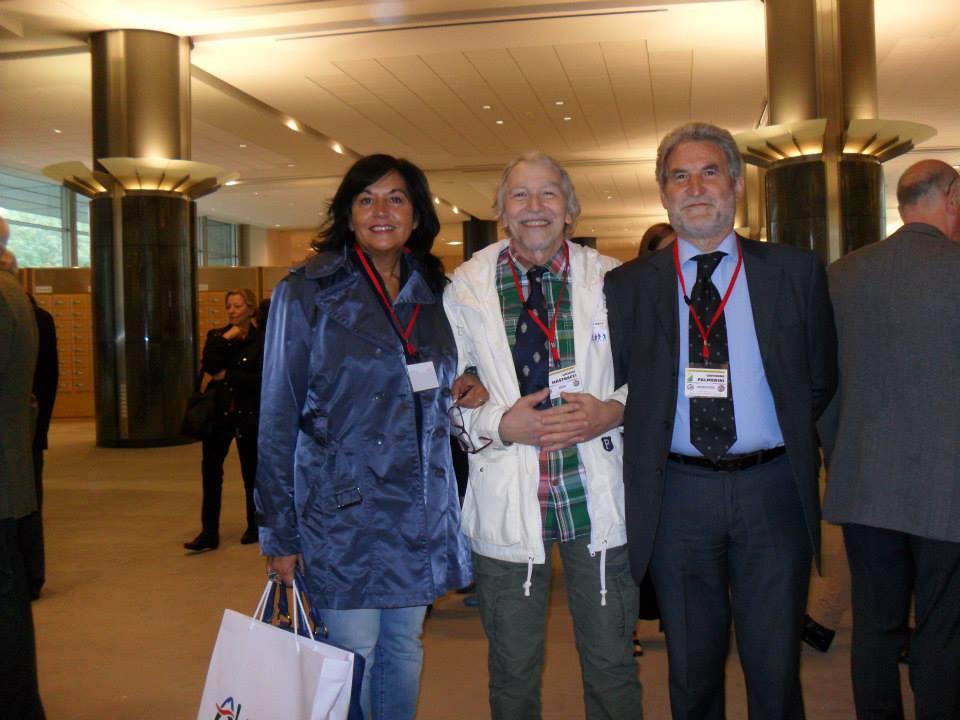Assunta Ianni, Luciano Mastracci, Goffredo Palmerini