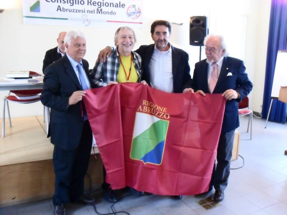 Prospero, Mastracci, Caramanico, Santellocco