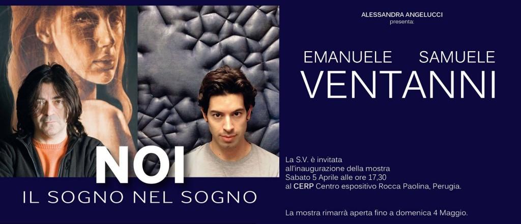 invito, Noi,il sogno nel sogno, Perugia