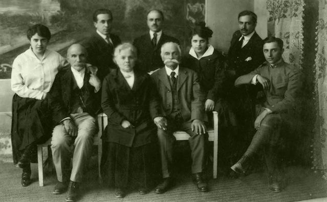La famiglia De Berardinis
