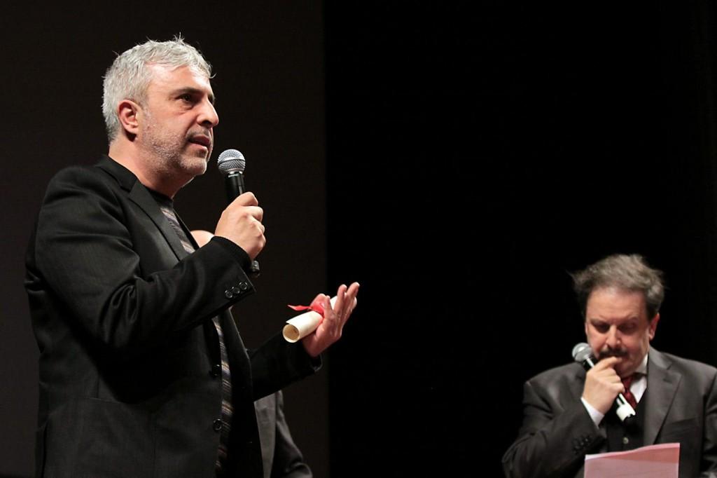 Gianni Gatti, premiato a Bari