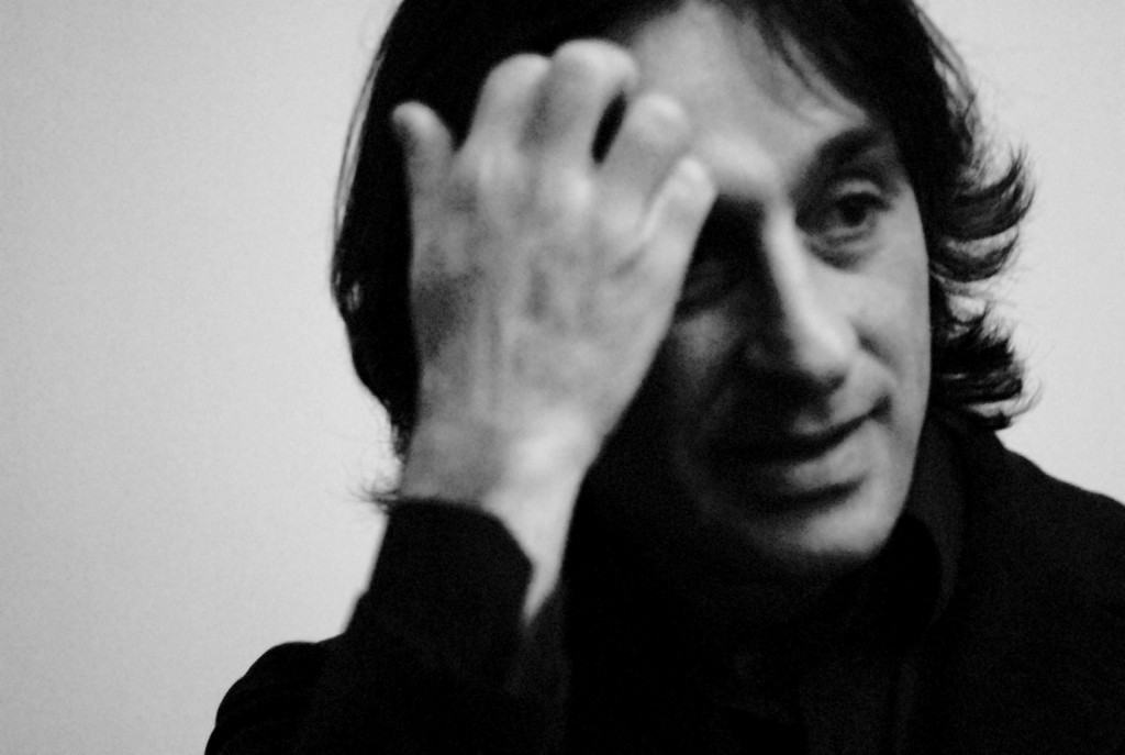 Stefano Odoardi photo by Silvia Mazzotta