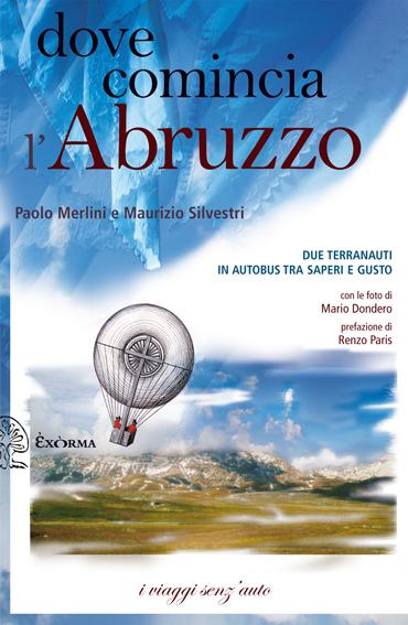 Copertina Dove comincia l'Abruzzo
