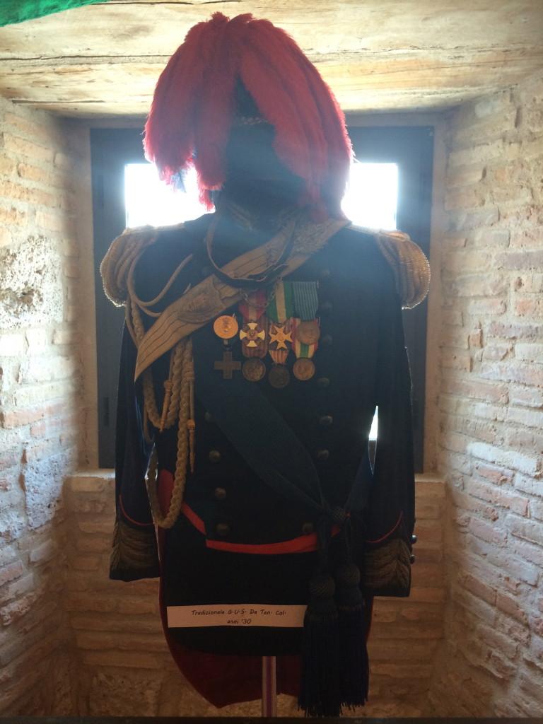 grande uniforme