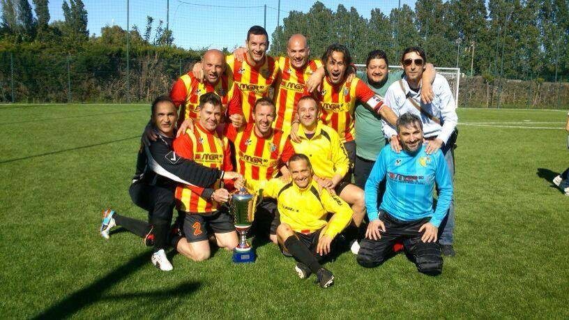 Giulianova Calcio a 7 Over 35