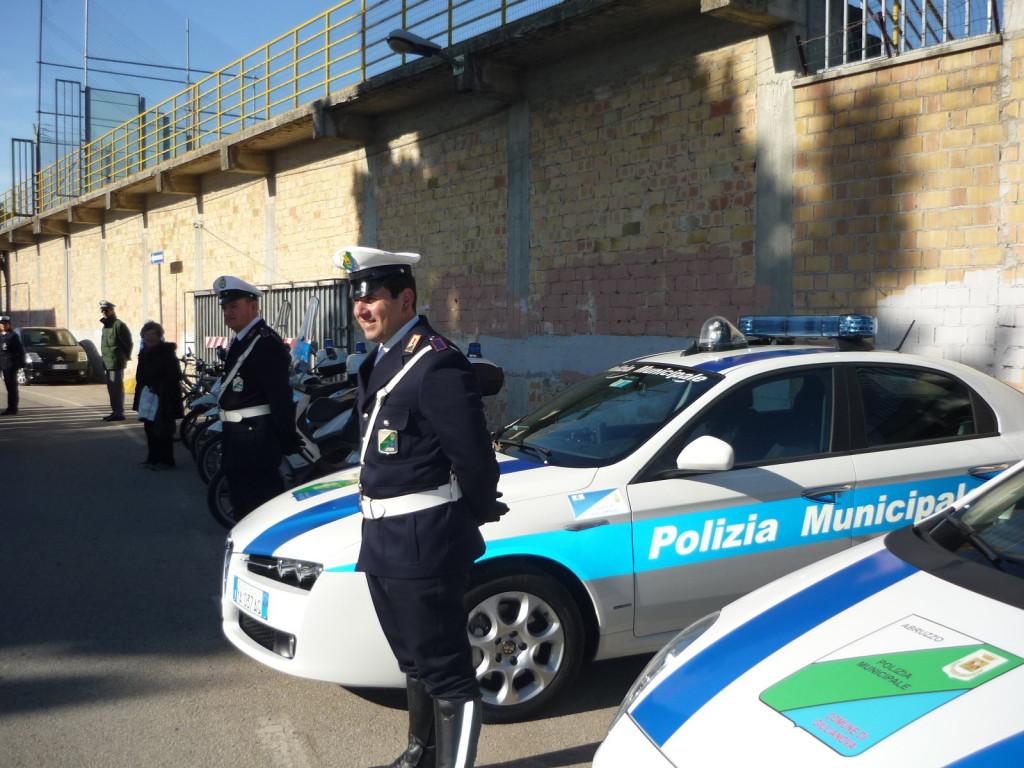 Polizia Urbana Giulianova