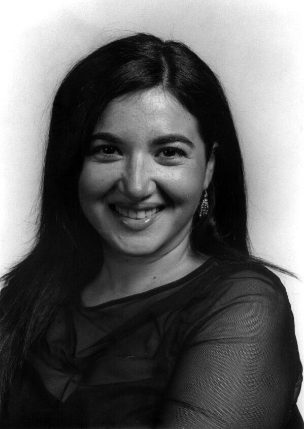 Manuela Formichella, soprano