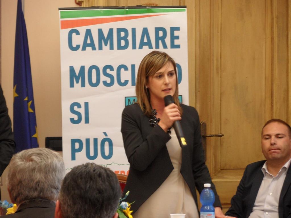 Nadia Baldini di Mosciano  Unita