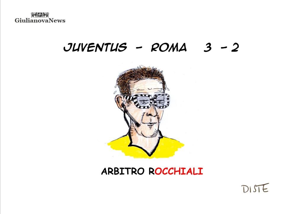 Juventus – Roma 3-2