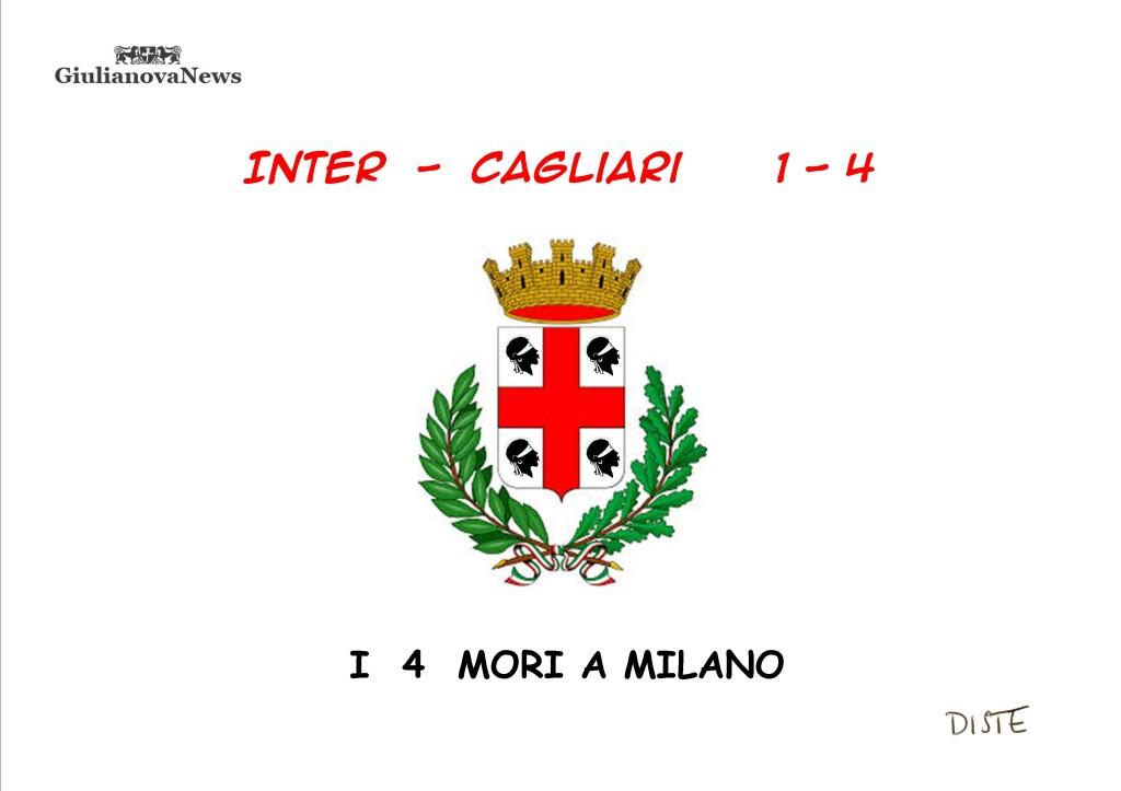 (C) DISTE: la sconfitta dell'Inter di domenica 28 settembre 2014
