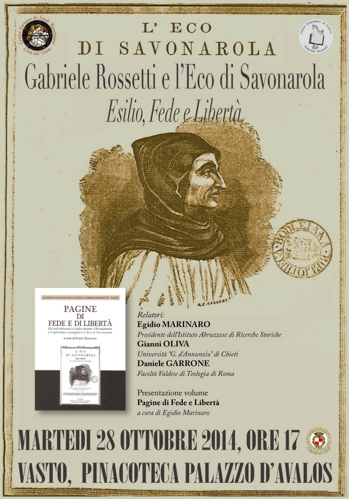 Gabriele Rossetti Eco di Savonarola-1