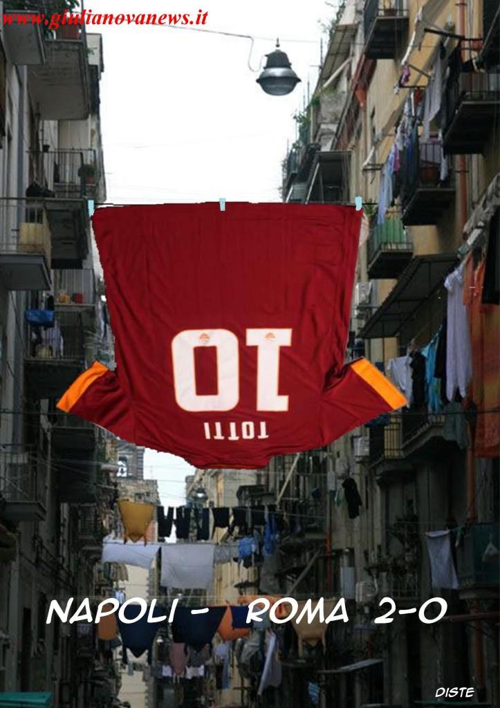 Napoli-Roma 2-0