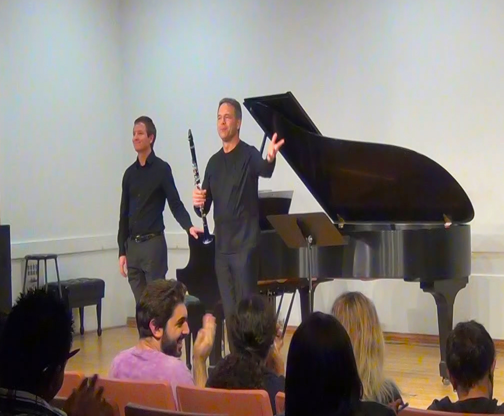 13 NOV. 2014 LaCorte Recital Hall, California State University - Dominguez Hills