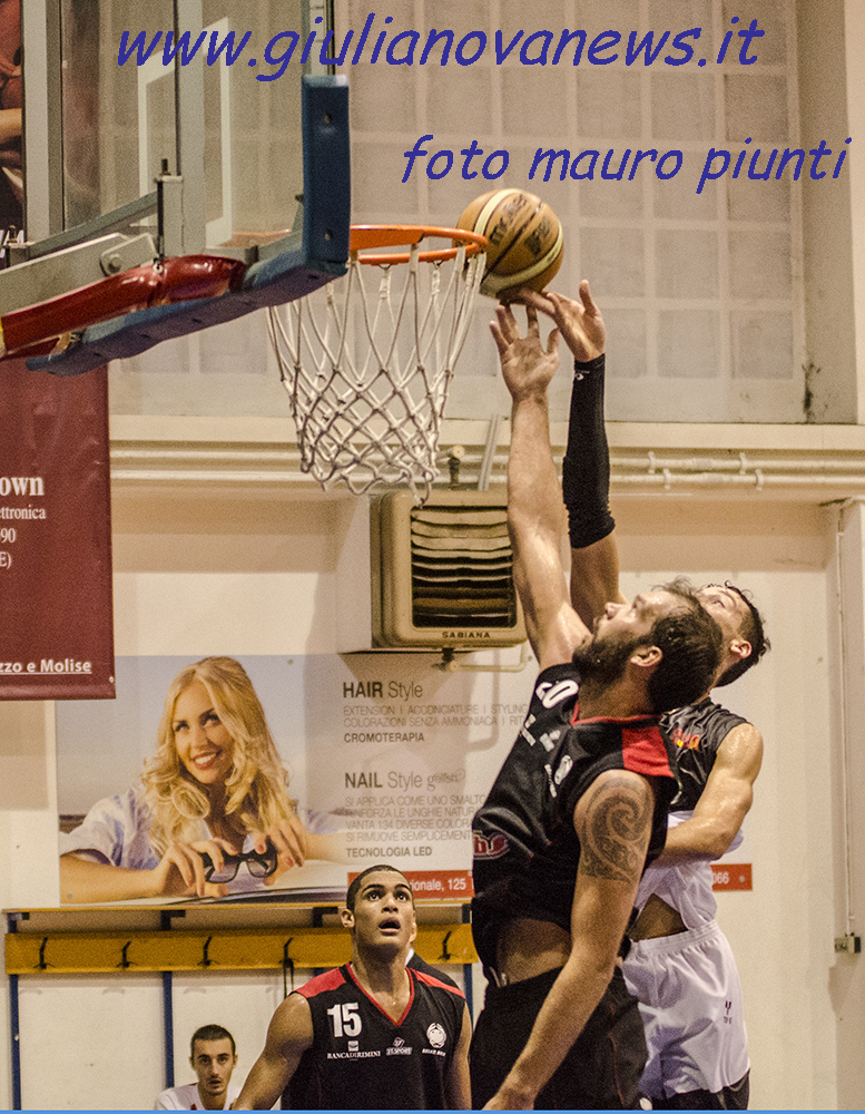 Ph. Mauro Piunti, Basket Giulianova