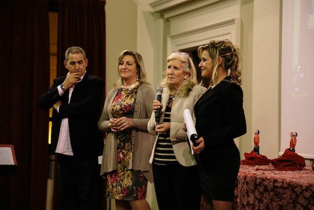 Marcello Schillaci, Alessandra Gasparroni, Giuseppina   Bizzarri, Serena Suriani