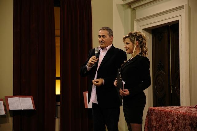 Marcello Schillaci e Serana Suriani