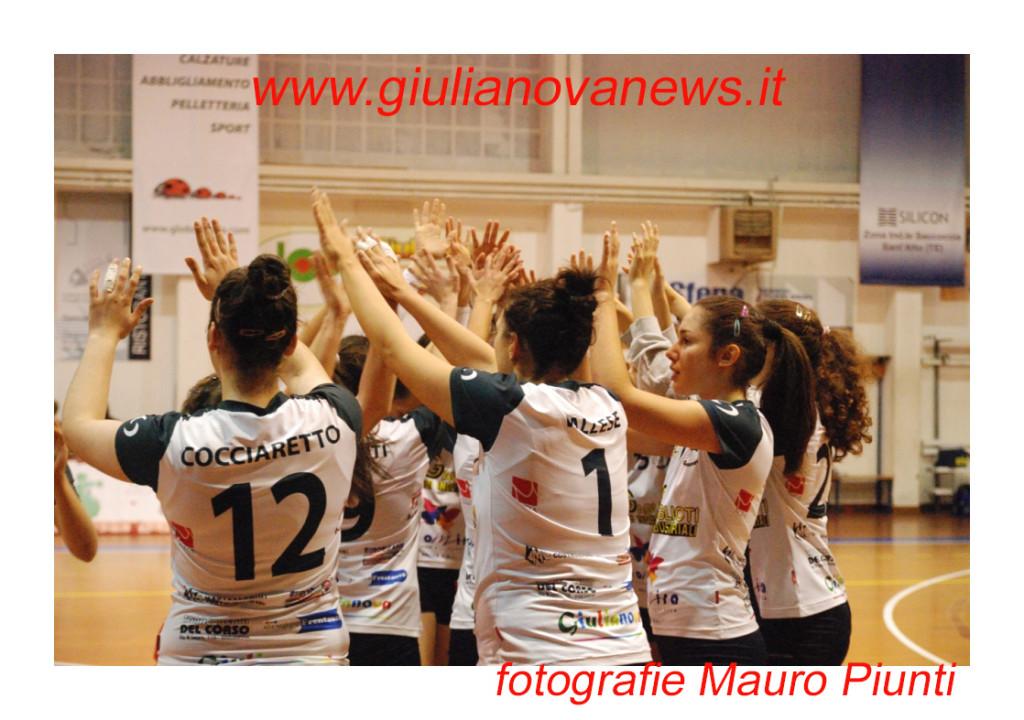 Gaglioti Giulianova - Antoniana Volley Pescara 3-2, ph. Mauro Piunti