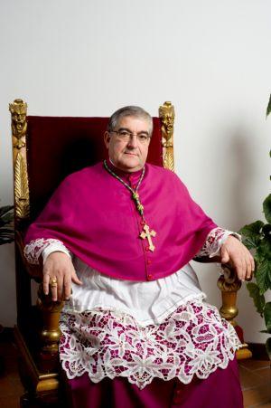 S. E. Mons. Michele Seccia, Vescovo di Teramo