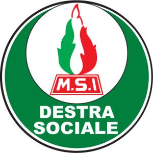 Logo MSI-Destra Sociale
