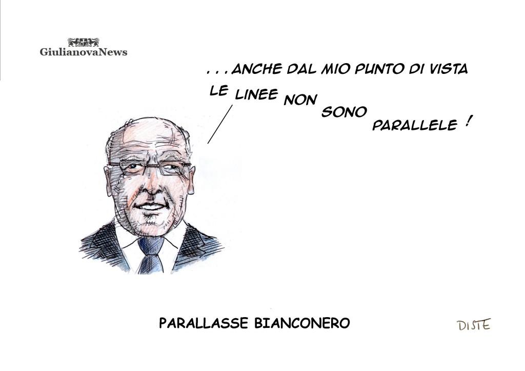 SPORT : le immagini dell' allineamento fra Tevez e Zaccardo continuano ad alimentare le polemiche fra Juventus e Milan