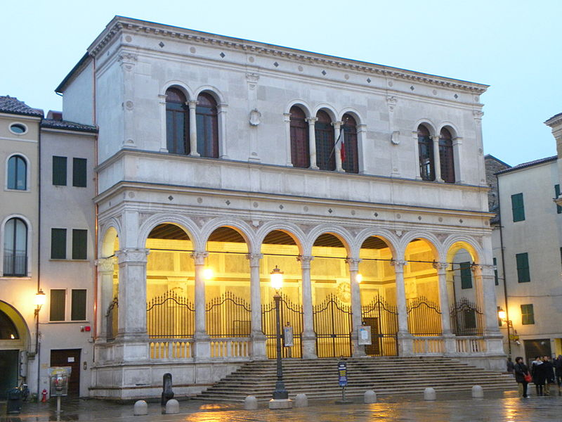 Padova, Loggia_della_Gran_Guardia