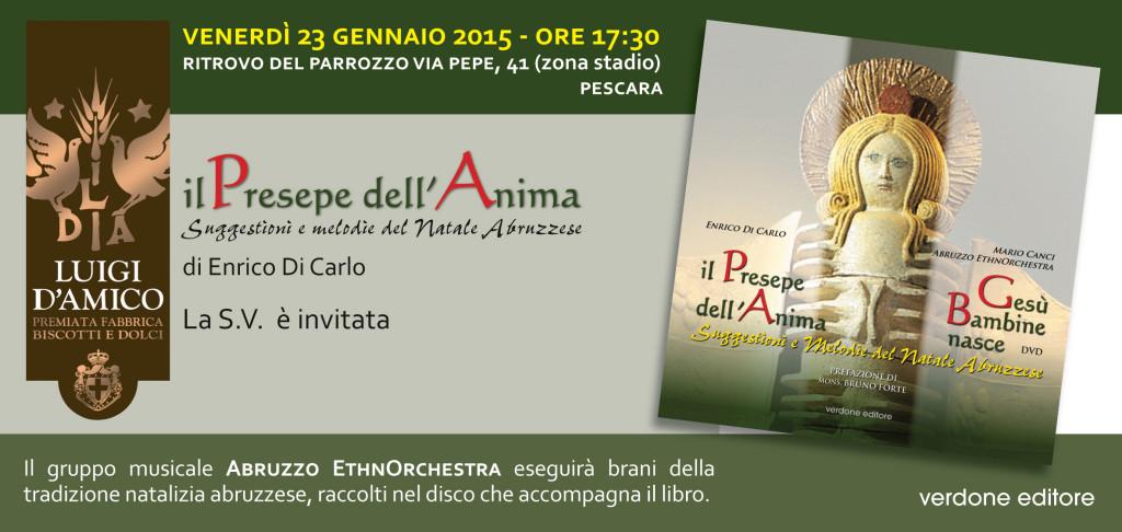 invito-Pescara, 23.01.2015