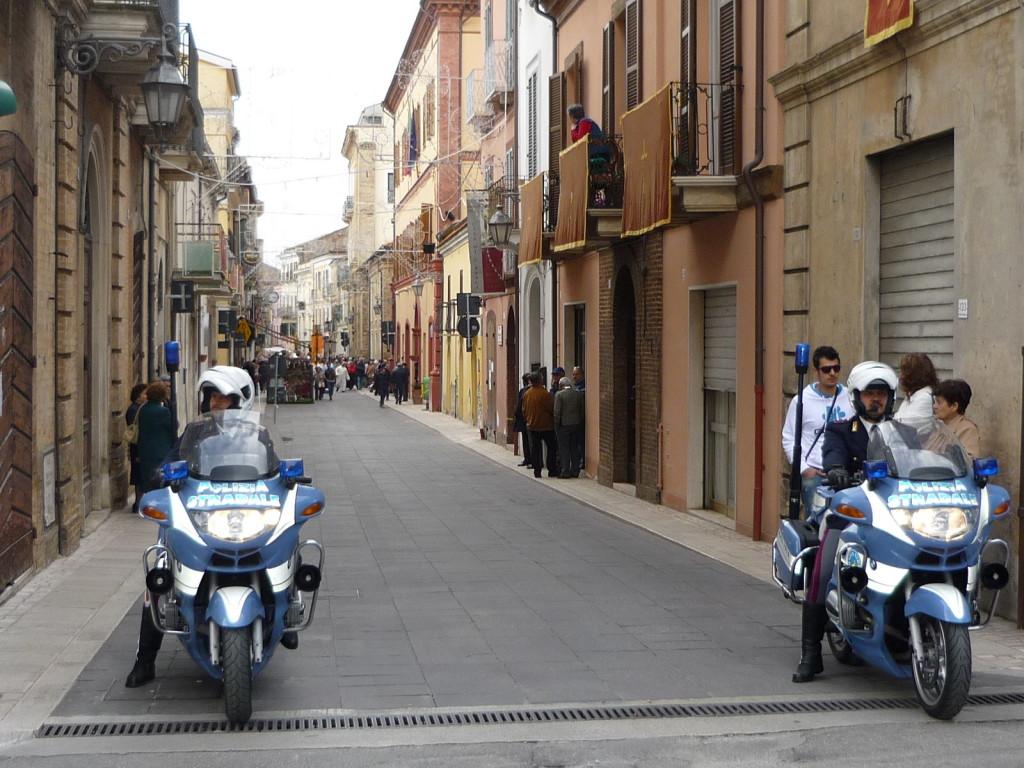Giulianova. Viabilità. Modificazioni in via Bolzano, via Messina e via Cosenza.