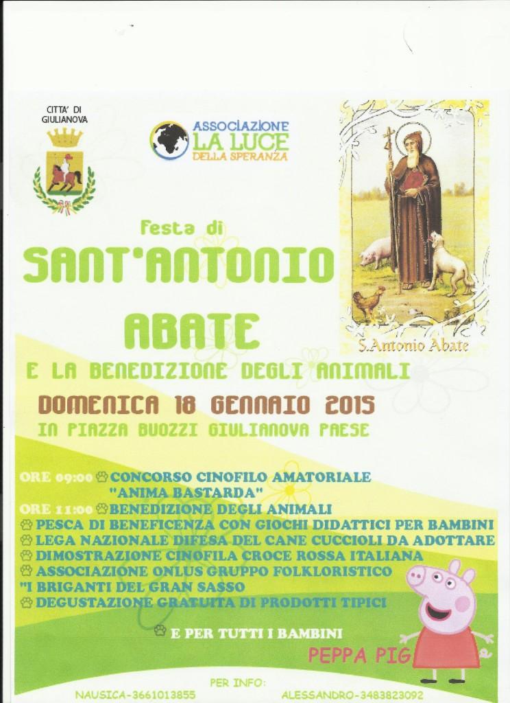Sant'Antonio Abate a Giulianova