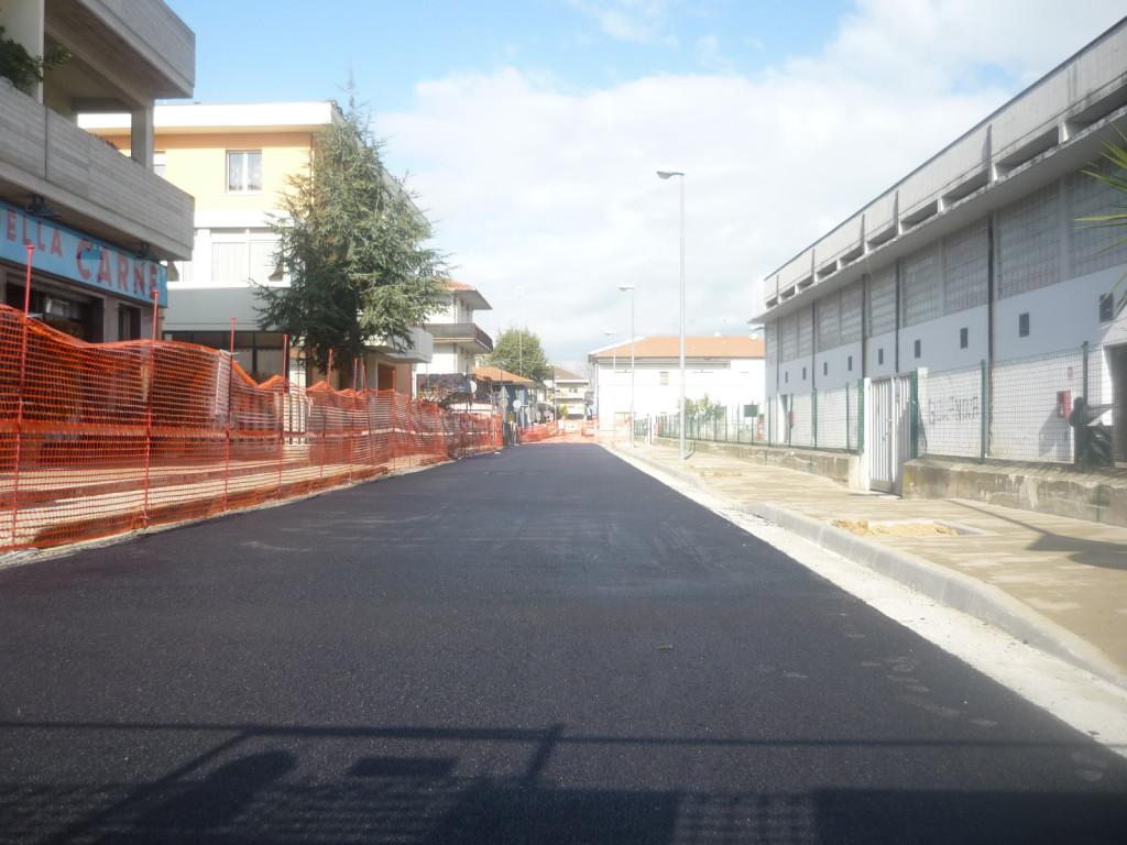 Via Treviso Giulianova