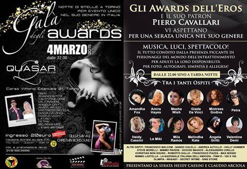 Awards 2015 - Manifesto