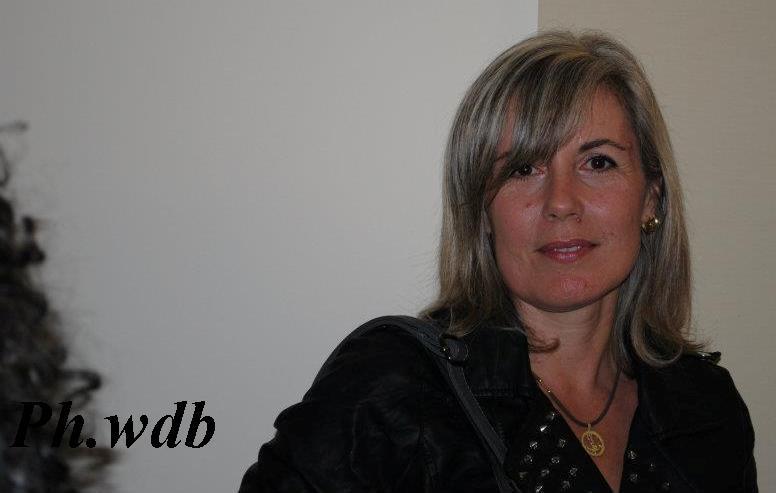 Caterina Falconi, ph. Walter De Berardinis. Teramo, ottobre 2011