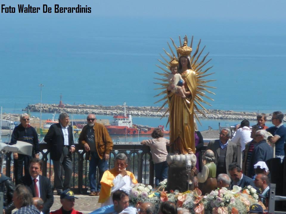 Giulianova. Giornata dell'adesione dell'Unitalsi di Giulianova presso il Santuario Madonna dello Splendore, domenica 2 dicembre