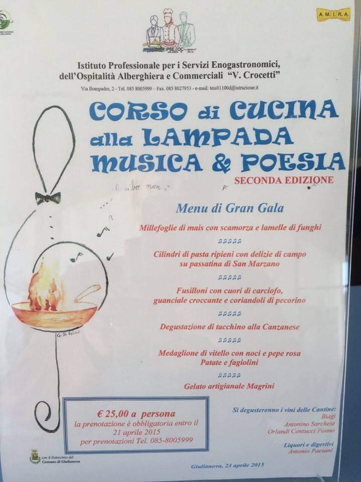 CORSO DI CUCINA MUSICA E POESIA-1