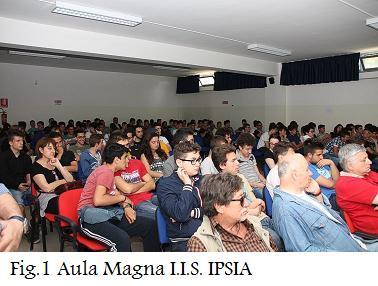 Fig.1 Aula Magna