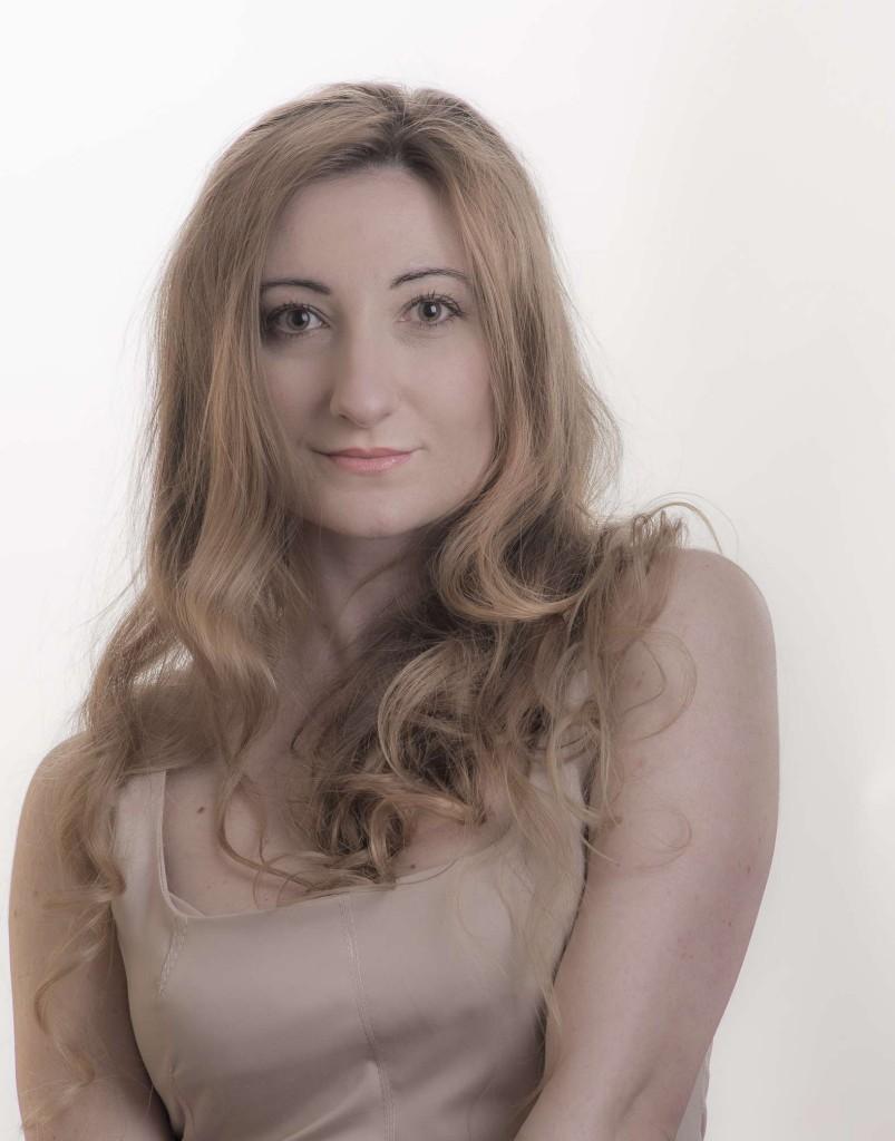 L'autrice teatrale Doriana Vovola