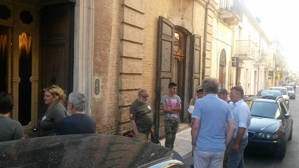 C.so Garibaldi Palazzo RE