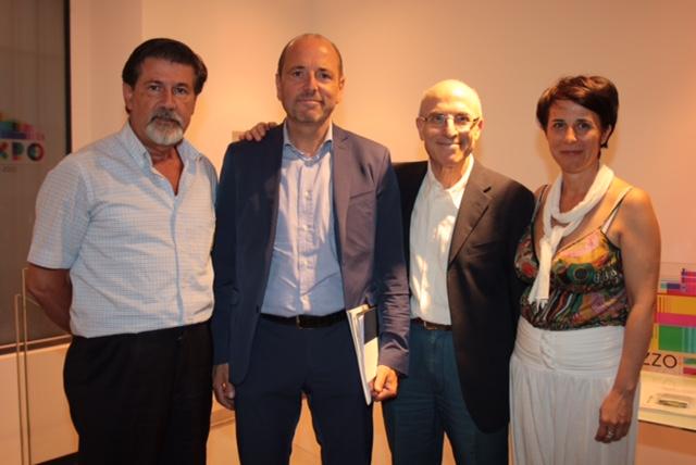 Relatori, Le foto di Dario Raimondi