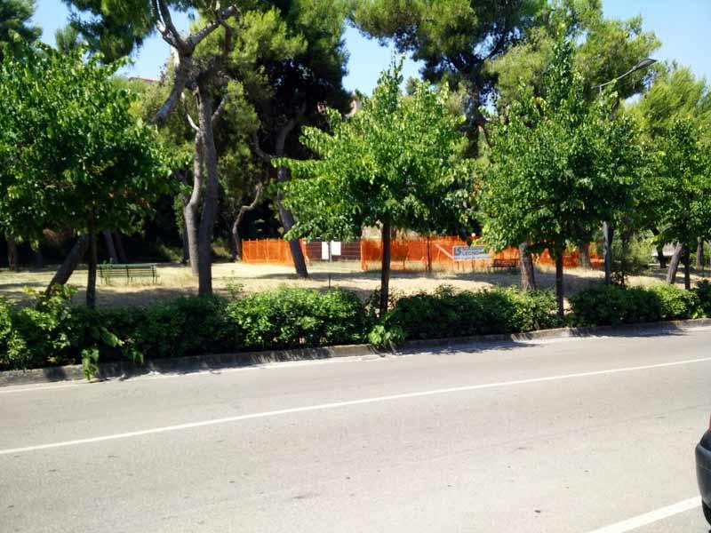 Via XXIV Maggio Parco prima
