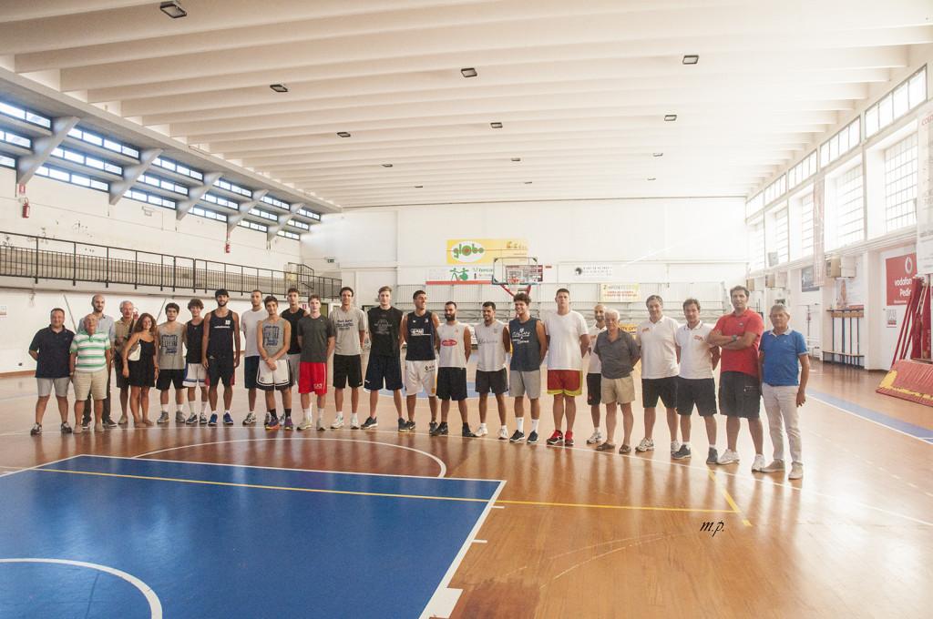 Mauro Piunti 2015 Basket