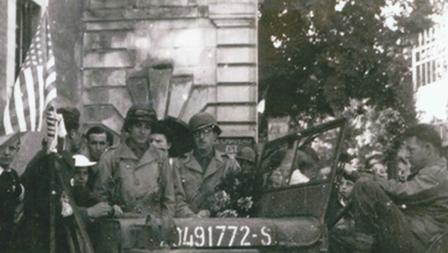 Torano Nuovo. Dopo 70 anni ha trovato gli eroi che lo salvarono dai nazisti. Oggi gli americani onorano la sua memoria
